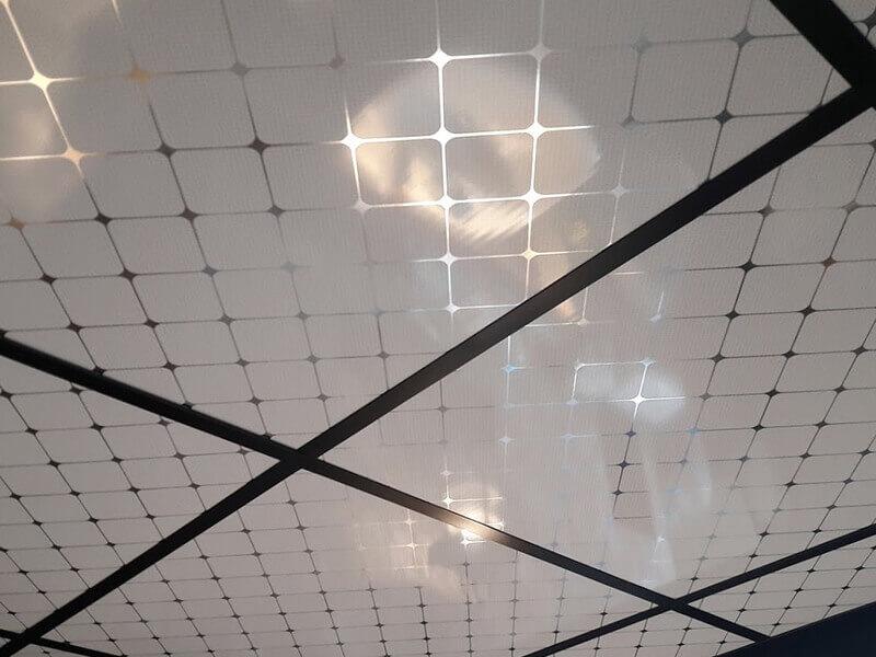輕隔間與天花板